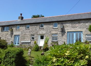 Thumbnail 4 bed cottage for sale in Bolventor, Launceston, Cornwall