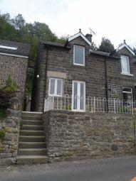 Thumbnail 2 bed terraced house to rent in Greenaway Lane, Hackney, Matlock