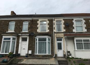 Thumbnail 3 bed semi-detached house to rent in Rhondda Street, Mount Pleasant, Swansea