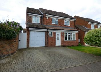 Thumbnail 4 bedroom detached house for sale in Heddon Way, St. Ives, Huntingdon