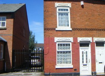 Thumbnail 2 bed end terrace house to rent in Grace Road, Sparkbrook, Birmingham