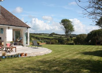 Thumbnail 4 bedroom detached house for sale in Parsonage Road, Newton Ferrers, South Devon