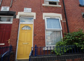 Thumbnail 5 bedroom terraced house to rent in Burley Lodge Road, Hyde Park, Leeds