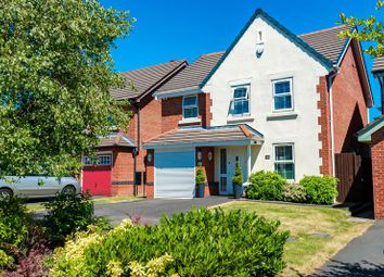 Thumbnail 5 bed detached house for sale in White Moss Road, Skelmersdale