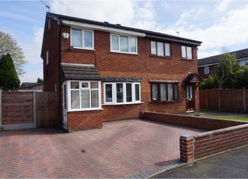 Thumbnail 3 bed semi-detached house for sale in Drake Road, Altrincham