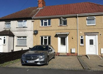 Thumbnail 3 bed terraced house to rent in Hillside Road, St. George, Bristol