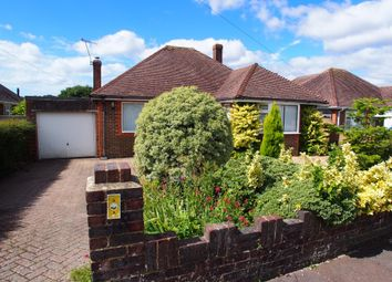 Thumbnail 2 bed bungalow to rent in Sullington Gardens, Findon Valley, Worthing