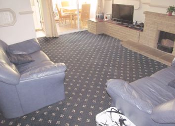 Thumbnail 4 bed terraced house to rent in Hexham Road, Reading
