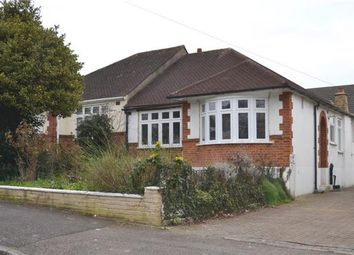 Thumbnail 2 bed semi-detached bungalow to rent in Walden Way, Hornchurch