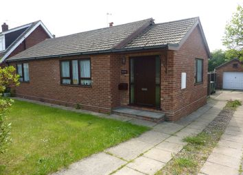 Thumbnail 3 bed detached bungalow to rent in Fakes Road, Hemsby, Great Yarmouth