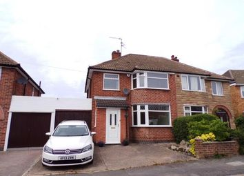 Thumbnail 3 bed semi-detached house for sale in Ingleby Road, Wigston, Leicester, Leicestershire
