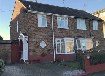 Thumbnail 2 bed semi-detached house for sale in Derwent Way, Rainham, Gillingham