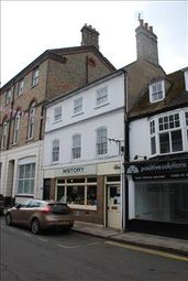 Thumbnail Retail premises for sale in 56 High Street, Huntingdon, Cambs