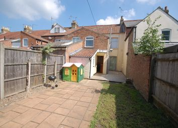 Thumbnail 3 bed terraced house for sale in Vicarage Road, Thetford