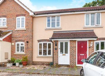 Thumbnail 2 bed terraced house to rent in Aghemund Close, Chineham, Basingstoke