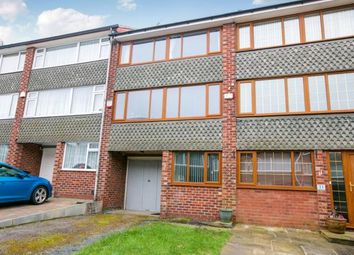 Thumbnail 3 bed terraced house for sale in Legh Drive, Woodley, Stockport, Cheshire