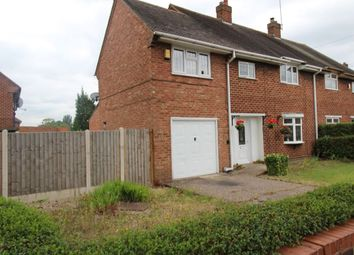 Thumbnail 3 bedroom semi-detached house for sale in Dingley Road, Wednesbury