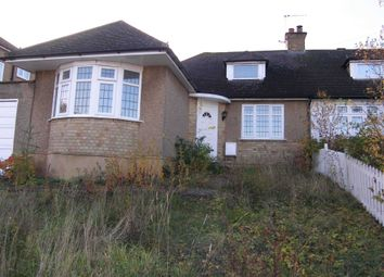 Thumbnail 3 bed bungalow for sale in Kimble Crescent, Bushey