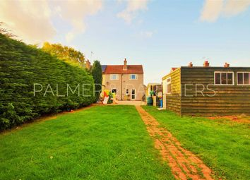 Thumbnail 3 bed semi-detached house for sale in North View Cottages, Coach Road, Great Horkesley, Colchester