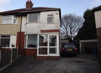 Thumbnail 2 bed semi-detached house for sale in Sandileigh Avenue, Stockport, Greater Manchester