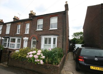Thumbnail 4 bed semi-detached house to rent in Cravells Road, Harpenden