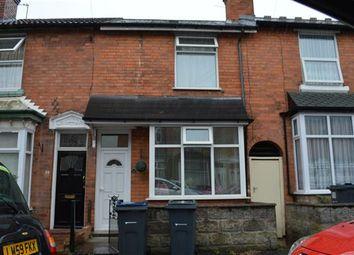 Thumbnail 3 bedroom terraced house to rent in Preston Road, Yardley, Birmingham
