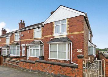 Thumbnail 2 bedroom end terrace house for sale in Louise Street, Burslem, Stoke-On-Trent