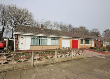Thumbnail 3 bed bungalow for sale in Clevedon Drive, Wigan