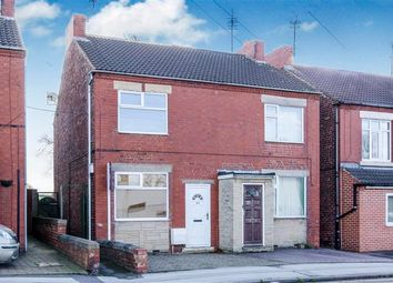 Thumbnail 2 bed semi-detached house for sale in Ryton Road, North Anston, Sheffield