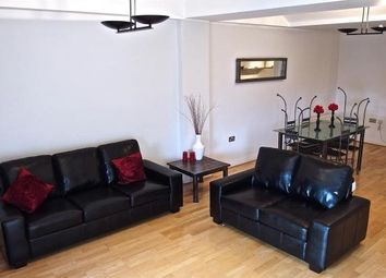 Thumbnail 2 bed flat to rent in Castle Quay, Castlefield