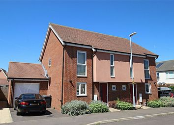 Thumbnail 3 bed semi-detached house for sale in Spitfire Road, Upper Cambourne, Cambourne, Cambridge