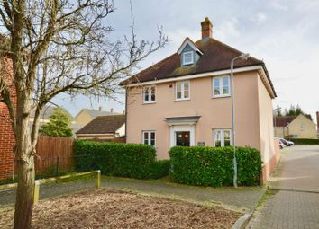 Thumbnail 3 bed detached house for sale in Constable Way, Black Notley, Braintree