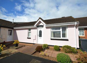 Thumbnail 1 bed semi-detached bungalow for sale in Deacon Close, Exeter, Devon