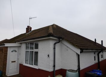 Thumbnail 3 bed semi-detached bungalow to rent in Howard Road, Sompting, Lancing