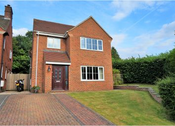 Thumbnail 3 bed detached house for sale in The Green, Overton