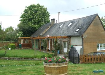 Thumbnail 4 bed cottage for sale in Mantilly, Orne, Lower Normandy, France