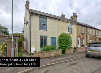Thumbnail End terrace house for sale in Longstanton Road, Oakington, Cambridge