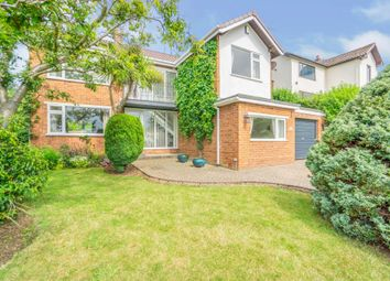 Thumbnail 4 bed detached house for sale in Linnets Way, Lower Heswall, Wirral