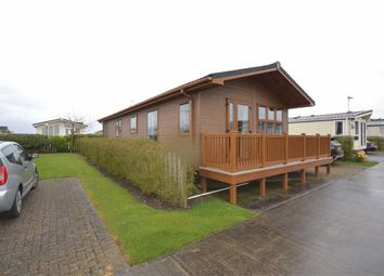 Thumbnail 3 bed mobile/park home for sale in Eastfield, Far Grange Caravan Park, Hornsea Road, Skipsea, East Yorkshire