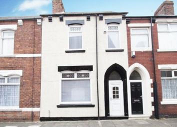 Thumbnail 2 bed terraced house for sale in Cundall Road, Hartlepool, Cleveland