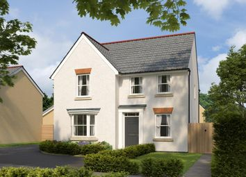 "Thumbnail 4 bed detached house for sale in ""Holden"" at Post Hill, Tiverton"