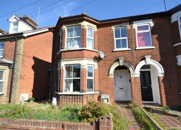 Thumbnail 3 bed property for sale in High Road West, Felixstowe