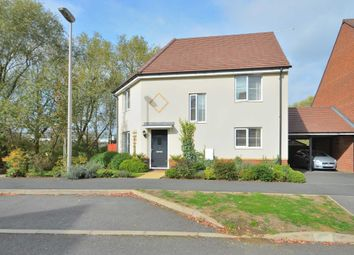 Thumbnail 3 bed detached house for sale in Grenada Crescent, Bletchley, Milton Keynes