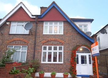 Thumbnail 4 bedroom property to rent in Romeyn Road, Streatham Hill, London