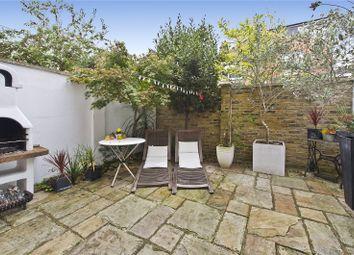 Thumbnail 4 bed terraced house for sale in Gowan Avenue, London