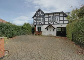 Thumbnail 4 bed detached house for sale in Heads Lane, Hessle