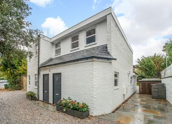 Thumbnail 2 bed semi-detached house for sale in Hervey Road, London