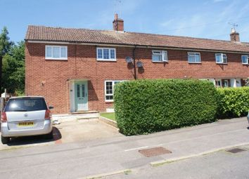 Thumbnail 3 bed end terrace house for sale in Highfield Park, Wargrave, Reading