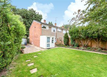 Brookside Walk, Tadley, Hampshire RG26. 3 bed end terrace house