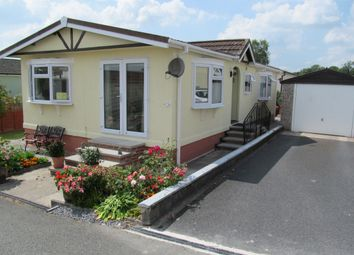Thumbnail 2 bed mobile/park home for sale in Caerwnon Park, Builth Wells, Powys, Wales (Ref 4743)
